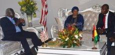 Epidémie d'Ebola: La présidente du Liberia décrète l'état d'urgence