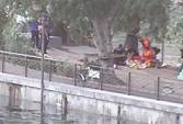 Genève: Il se noie dans le Rhône en voulant fuir la police