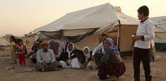 Irak:Les jihadistes déciment un village entier