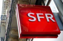 Perturbations sur le réseau mobile SFR lundi soir