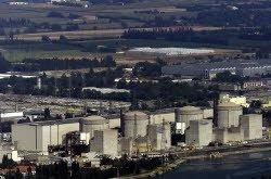EDF déclare un incident de niveau 1 à la centrale du Tricastin
