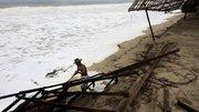 La tempête tropicale Polo devient ouragan au large du Mexique