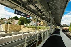 BELLEGARDE-SUR-VALSERINE Sur le quai de la gare, ils avaient harcelé des jeunes filles et outragé des contrôleurs SNCF