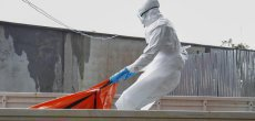 Ebola: Mort d'un employé de l'ONU soigné en Allemagne