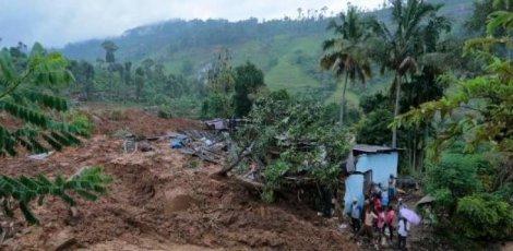 Sri Lanka:«Cent personnes ont été ensevelies vivantes»