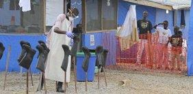 La France accueille une personne atteinte d'Ebola pour des soins