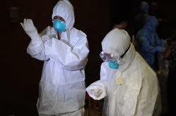 VIRUS EBOLA:  La France engage 20 millions pour lutter contre l'épidémie