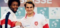 Federer face à Monfils vendredi