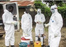 Deux «foyers préoccupants» d'Ebola
