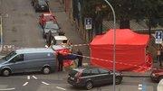 Genève: Un cadavre découvert dans une benne à habits aux Eaux-Vives
