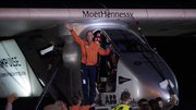 Solar Impulse 2 s'est envolé en direction de la Chine