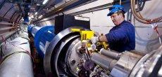 Remise en service du LHC