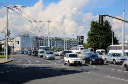 Genève, l'une des capitales de l'embouteillage en Europe