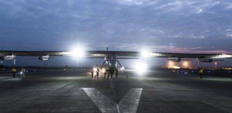 Solar Impulse en route pour Nankin