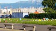 Genève: «Autant de déchets à la fois, c'est du rarement vu»