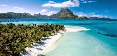 La plus célèbre plage de Bora Bora menacée