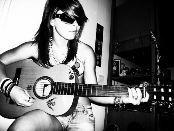 Quand je dis que la musique est ma vie, je suis sérieuse.
