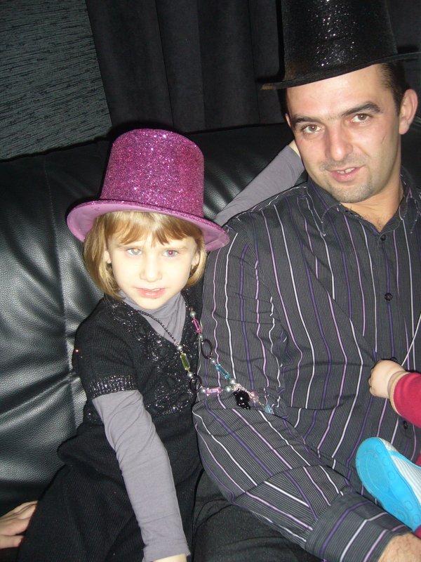 mon frere jonathan et sa fille clara
