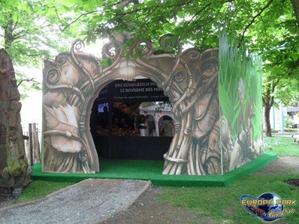 Arthur et les Minimoys : apparition de nouvelles tentes