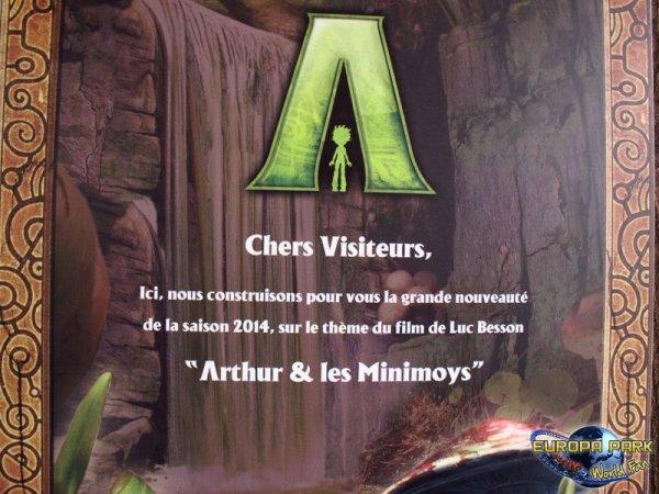 Nouveauté 2014 : Arthur The Ride, Part 2