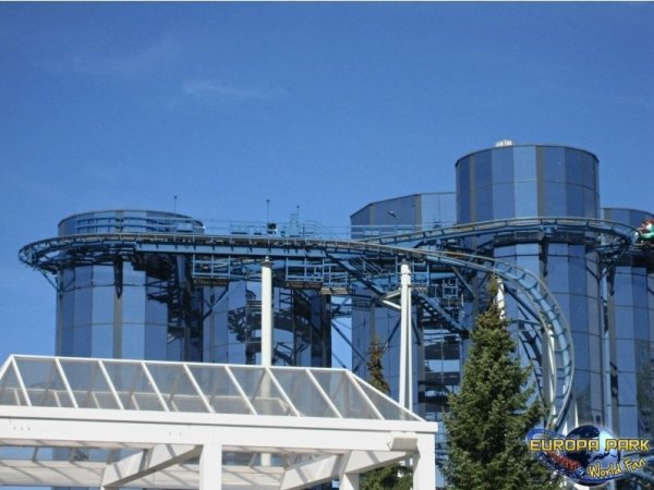 Accident sur l'attraction Euro Mir