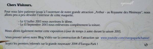 L'engouement pour Europa-Park et le dévoilement de ses projets