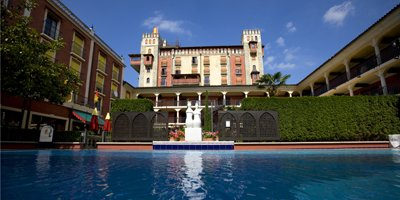 Hôtel Castillo Alcazar
