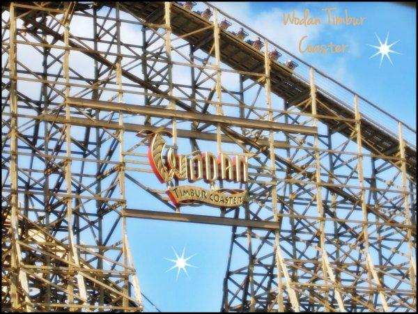 Wodan Timbur Coaster
