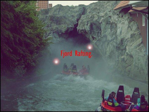 ~ Fjord Rafting ~