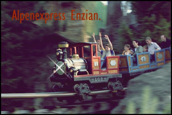 Alpenexpress Enzian