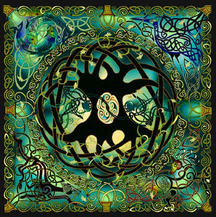 Arbre de Vie Celtique