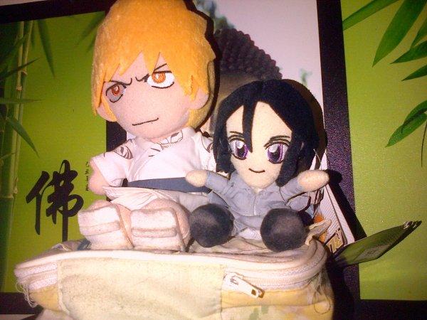Mon Ichigo et ma Rukia