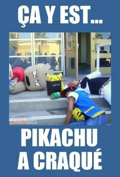 Pikachu vaincra ! *w*