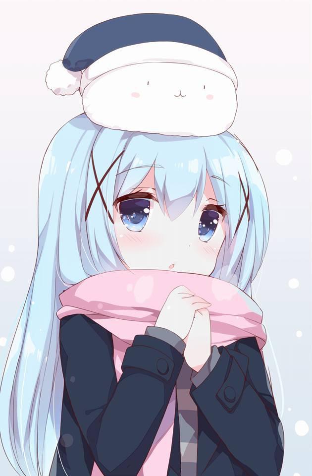 Vous aimez l'hiver ?? Moi non TwT