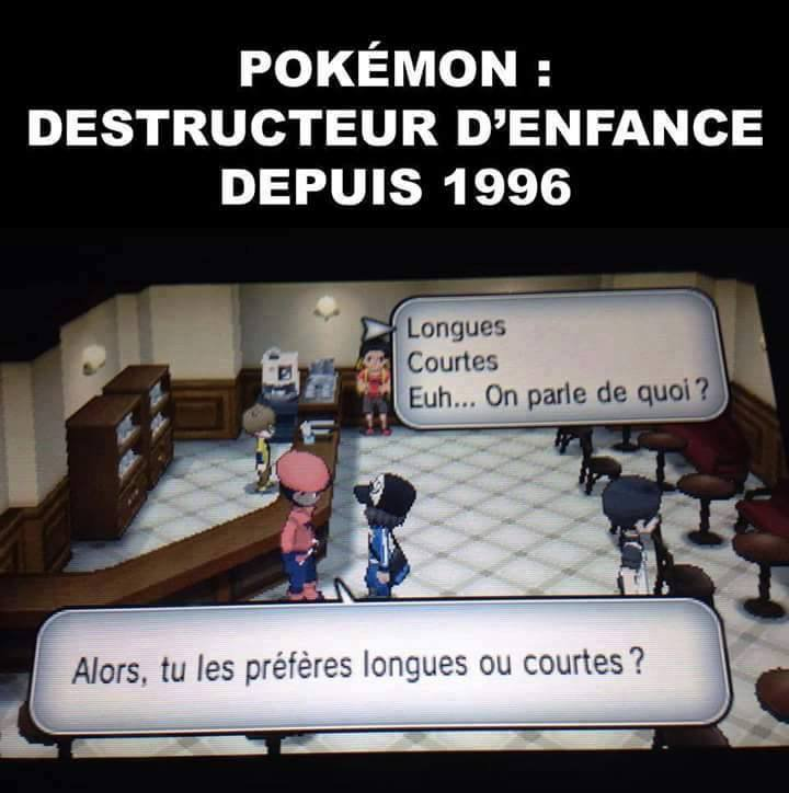 Je ne verrais plus jamais Pokémon de la même façon.