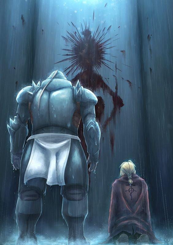 Une des scène les plus triste :c