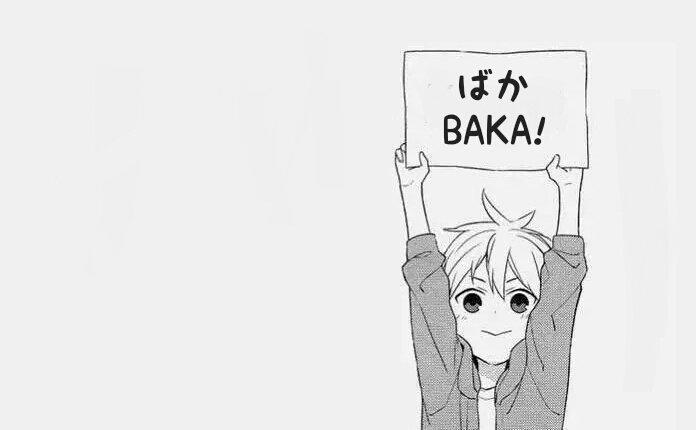 Chaque année, ce sont des millions de personne qui sont traité de bakaa ;^;'  Remixer pour soutenir la communauté des baka  ! QAQ