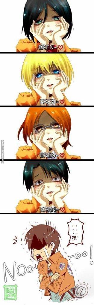 Eren ~ ♥ x'DD