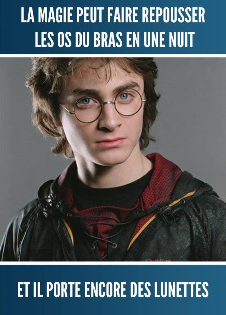 Si c'était si facile Voldemort aurais un nez ee