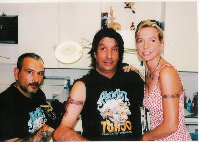Studio aladin tattoo aladin tattoo for Aladin tattoo salon
