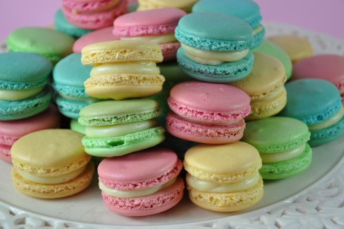 Macaron ! <3