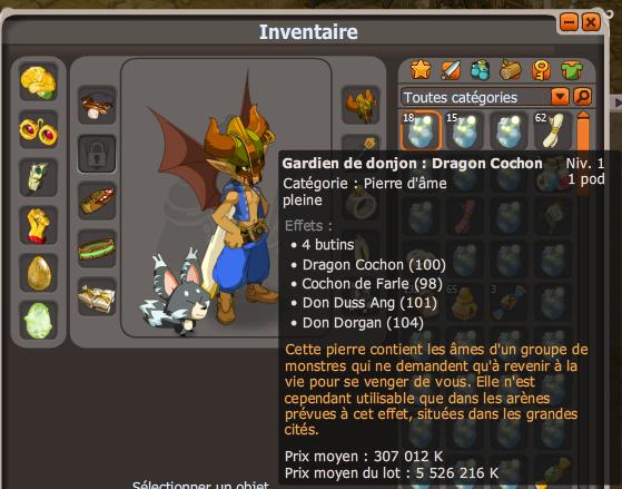 Du Dragon cochon et....!