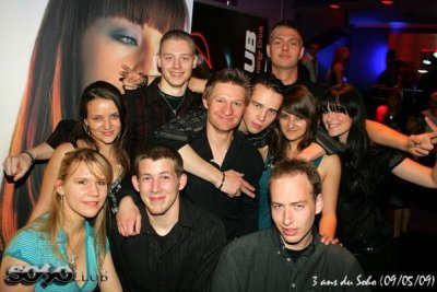(==> Welcome to sohoclub <==)