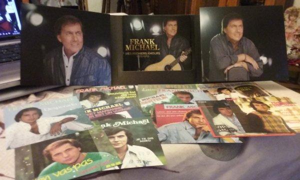 *** nouveau CD fe Frank Michael ... ***