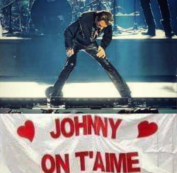 Pour les fans de Johnny ke Jm
