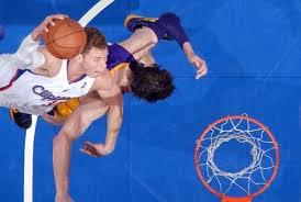 Les dunks de Blake GRIFFIN