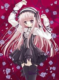 mon personnage       YUMIZUKA  ROZEN