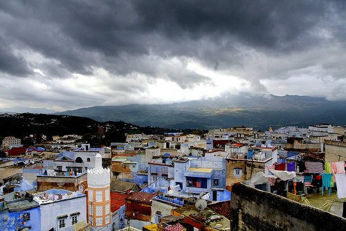 CHAOUEN; very nice place