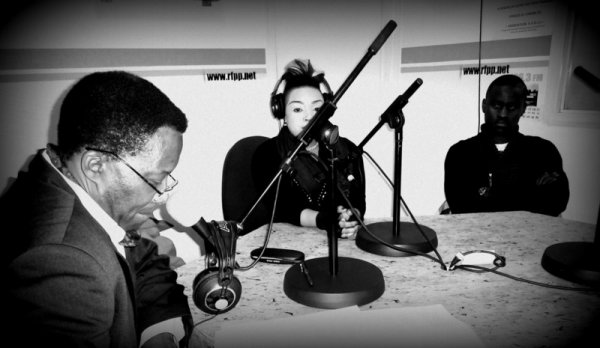 RADIO STATION 106.3