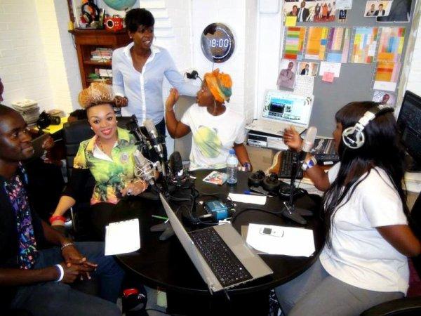 RADIO STATION - COTE D'IVOIRE FM